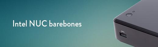 Intel NUC barebones